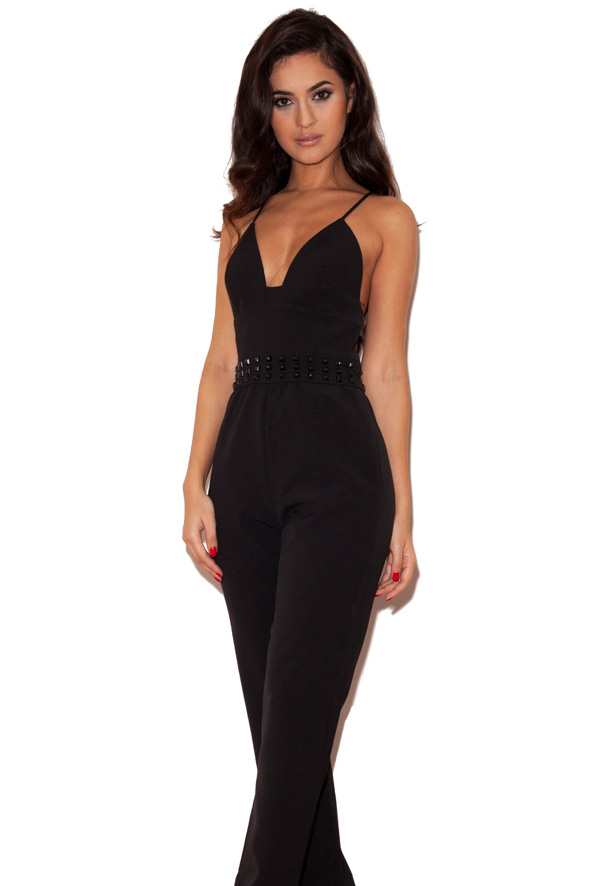 8071450b1a61 How To Style A Jumpsuit For Your Body