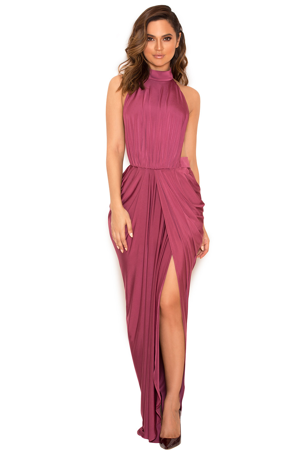 [drape jersey dress] - 28 images - clothing max dresses ...