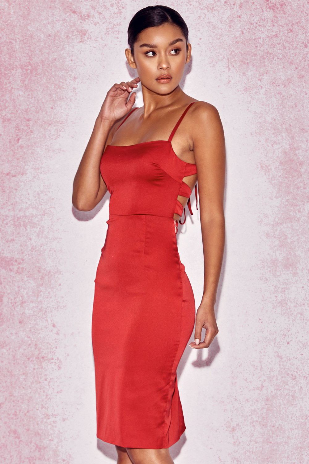 Find great deals on eBay for red satin dress. Shop with confidence.