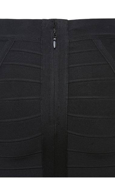 sorcha skirt in black