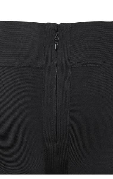 black lidia skirt