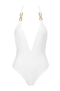 Palm Beach White Body / Swimsuit