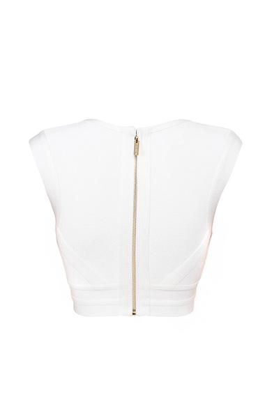 karah top in white