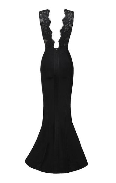 balere maxi in black