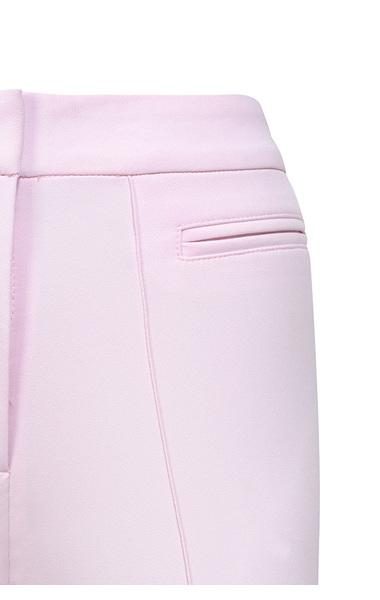 pink tristana suit