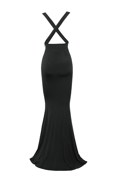 miacova dress in black