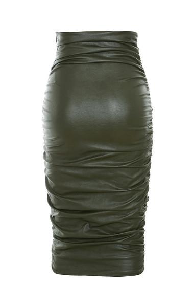 kori skirt in khaki