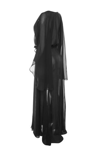mariea in black