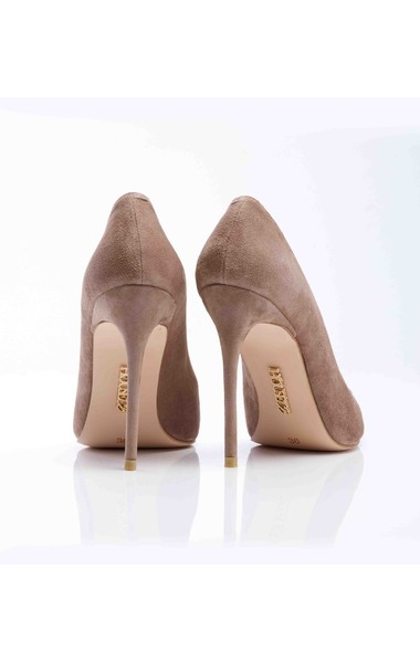 MOCHA Patent Leather Pointy PARIS