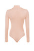 liata bodysuit in blush