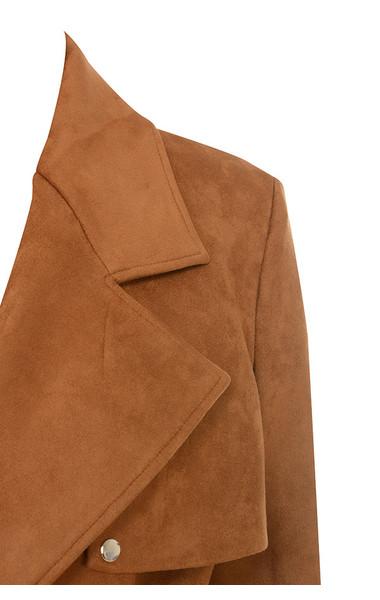 tan perrita coat