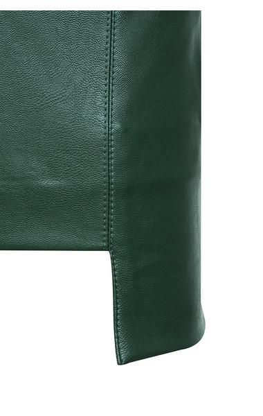 green peira skirt