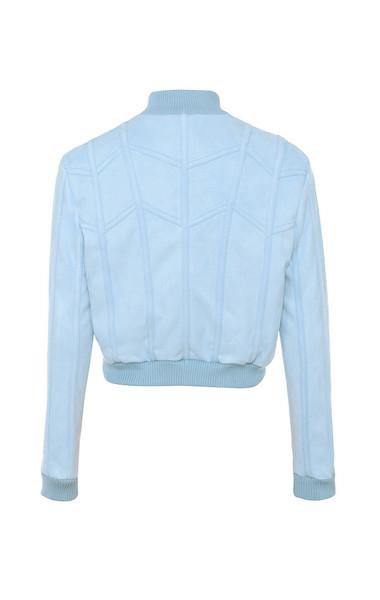 rafal jacket in blue