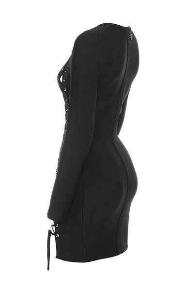 daniela in black