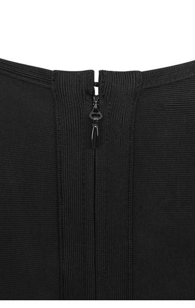 daniela black dress