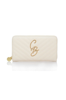 CB Blush Quilted Purse