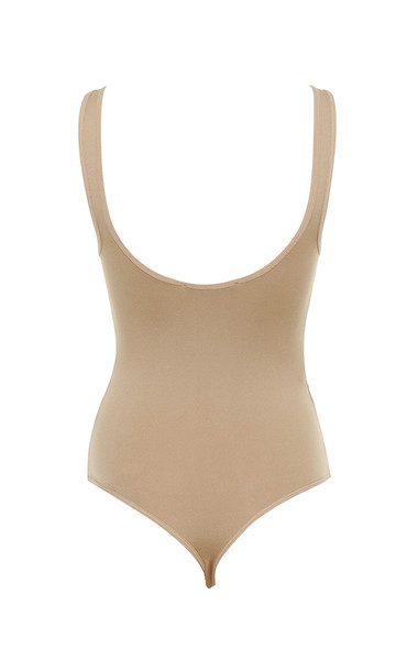 luca top in tan