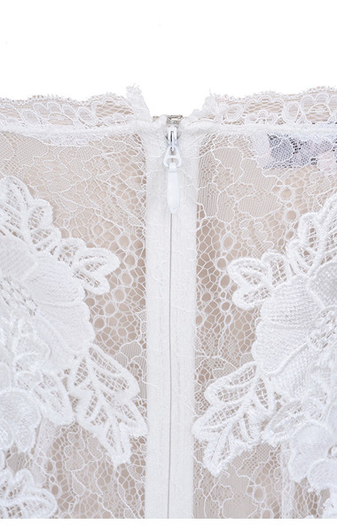 salana white dress