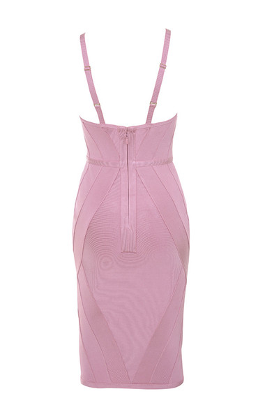 tobie dress in lilac
