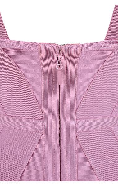 tobie lilac dress