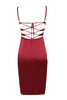 mareena dress in red