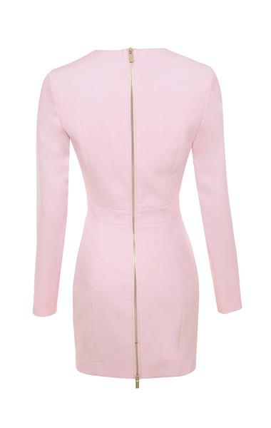 raina dress in pink