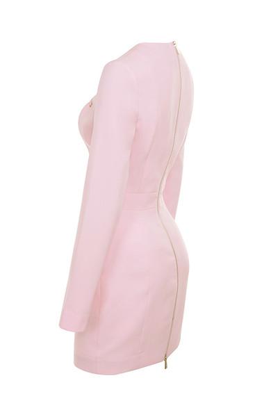 raina in pink
