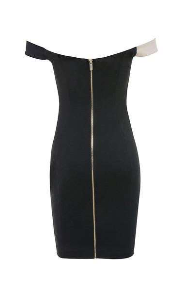 rodene dress in black