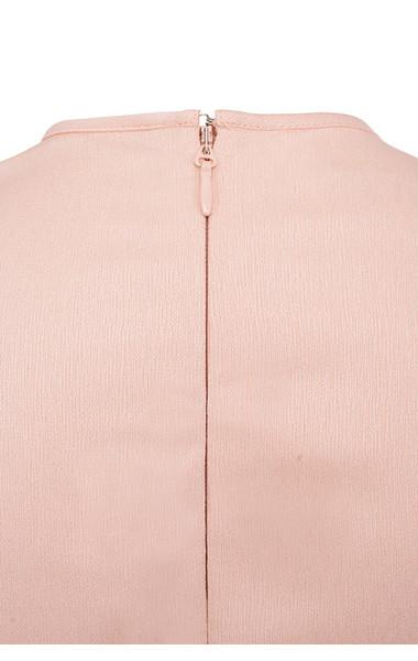 pink sarena dress