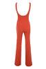 natalja jumpsuit in red