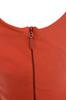 natalja red jumpsuit