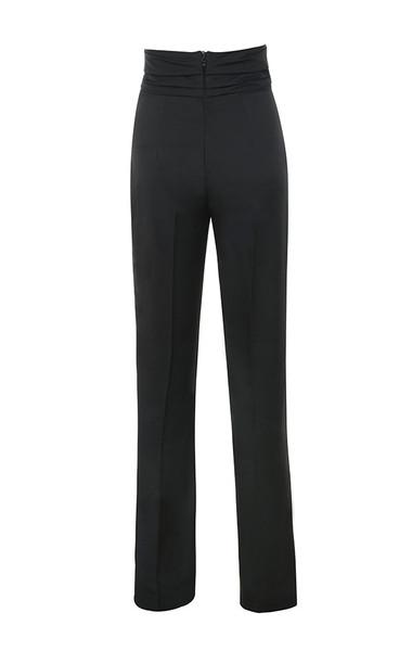 aceta trousers in black