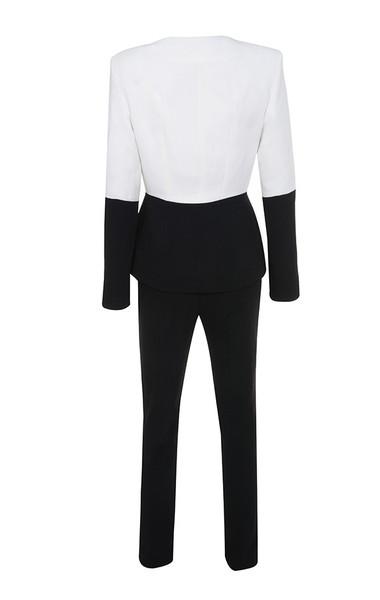 mereil suit in white