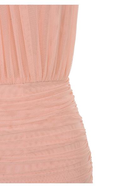 pink merielle dress