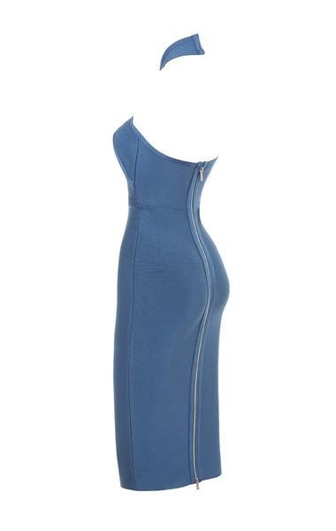 saffi in blue