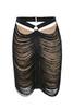 tonino skirt in black